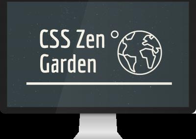 CSS Zen Garden Mockup