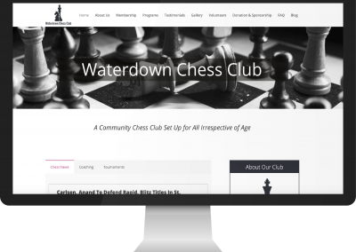 Waterdown Chess Club